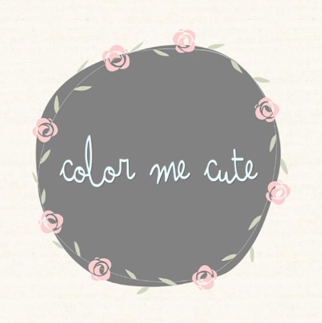 color me cute logo