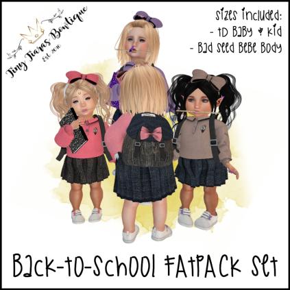 TinyTiarasBacktoSchoolSet1