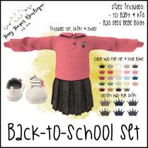 TinyTiarasBacktoSchoolSet2