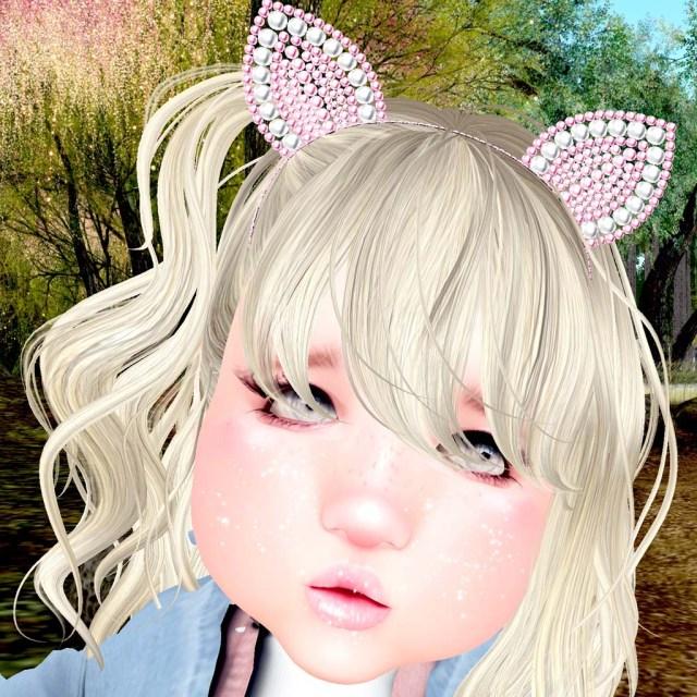 TT Color Me Cute Cat ears