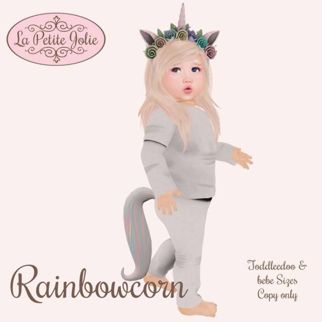 LPJ ~ Rainbowcorn Ad