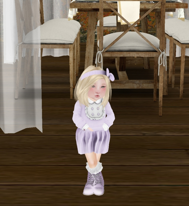 Mapetite Dress and Boots