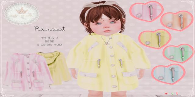 {T.T}Raincoat