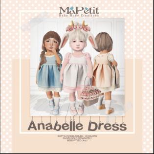 Mapetit Annabelle Dress Soft AD