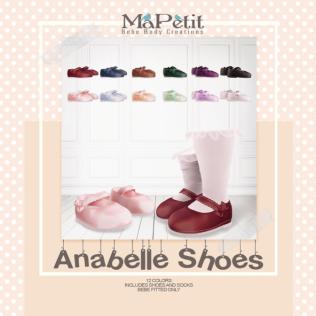 Mapetit Annabelle shoes AD