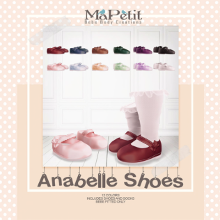 Mapetit Annabelle shoes AD