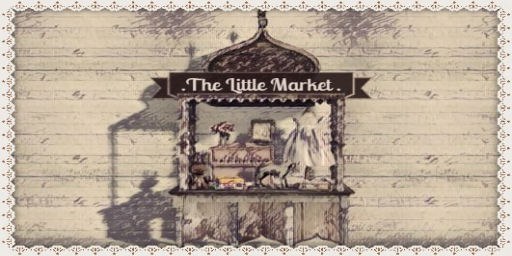 . The Little Market . AD